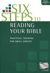 Six Steps to Reading Your Bible, Workbook