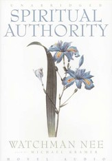 Spiritual Authority - Audiobook on CD