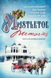 Mistletoe Memories: Four Generations Transform a House Into a Home for Christmas - eBook