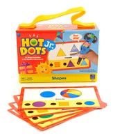 Hot Dots Jr. Cards: Shapes
