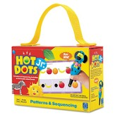 Hot Dots Jr. Cards: Patterns & Sequencing
