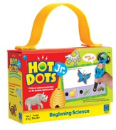 Hot Dots Jr. Cards: Beginning Science