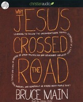 Why Jesus Crossed the Road - unabridged audiobook on CD