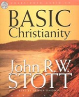 Basic Christianity - audiobook on CD