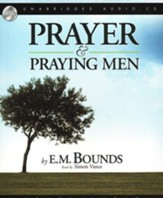 Prayer and Praying Men - audiobook on CD