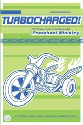 100 Best Ideas to Turbocharge Your Preschool Ministry - eBook