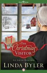 The Christmas Visitor: An Amish Romance - eBook