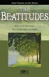 The Beatitudes - eBook