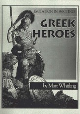 Greek Heroes: Imitation In Writing