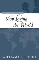 Stop Loving the World - eBook