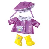 Baby Stella Rainy Day Outfit