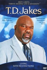 T.D. Jakes DVD Boxed Set, 3 DVDs