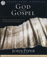 God is the Gospel Audiobook on CD