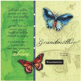 Grandmother, Soft and Gentle Plaque