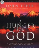 Hunger for God - audiobook on CD