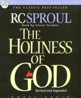 The Holiness of God, Revised and Updated  Audiobook on CD