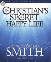 The Christian's Secret of a Happy Life - audiobook on CD