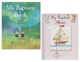Girl's Baptism 2 Pack