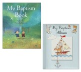 Boy's Baptism 2 Pack