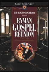 Ryman Gospel Reunion, DVD