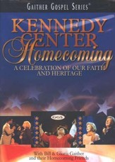 Kennedy Center Homecoming, DVD
