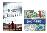 James: Mercy Triumphs w/The Complete Book of James Coloring  Book