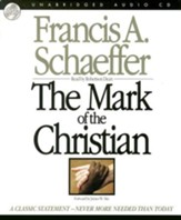 The Mark of a Christian                    Audiobook on CD