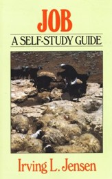 Job: Jensen Bible Self-Study Guide Series
