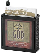 Man of God Notes