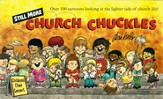 Still More Church Chuckles: Over 100 cartoons looking at the lighter side of church life! - eBook