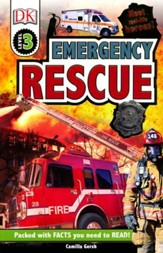 DK Readers L3: Emergency Rescue