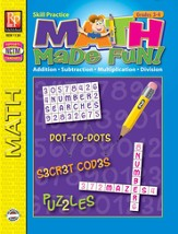 Math Made Fun Grades 3-4