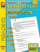 Skill By Skill Comprehension Practice (Rl 1-3)