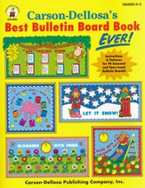 Carson-Dellosa's Best Bulletin Board Book Ever