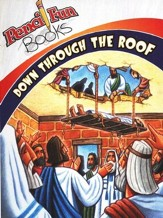 Down Through the Roof, Pencil Fun Books, 10 Pack