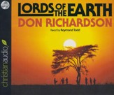 Lords of the Earth - Unabridged Audiobook on CD