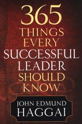 365 Things Every Successful Leader Should Know - eBook