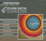 Your Name (Digital Songbook)