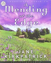 A Mending at the Edge, Change and Cherish Series #3 Audiobook on CD