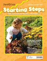 Bible-in-Life & Echoes Toddler Starting Steps, Fall  2014