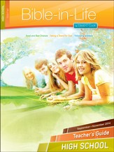 Bible-in-Life High School Teacher's Guide, Fall 2014