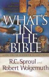 What's in the Bible, Softcover