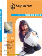 Scripture Press Primary Grades 1 & 2, Teaching Guide, Fall 2014