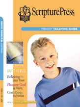 Scripture Press Primary Grades 1 & 2, Teaching Guide, Fall 2015