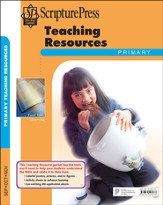 Scripture Press Primary Grades 1 & 2, Teaching Resources, Fall 2014