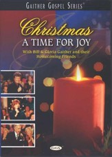 Christmas A Time For Joy, DVD