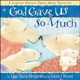 God Gave Us So Much: A Limited-Edition Three-Book Treasury - Slightly Imperfect