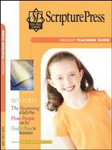Scripture Press Middler Grades 3 & 4, Teaching Guide, Fall 2015