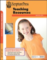 Scripture Press Middler Grades 3 & 4, Teaching Resources, Fall 2015