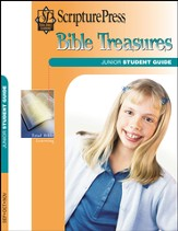 Scripture Press Junior Grades 5 & 6, Bible Treasures Student Book, Fall 2015